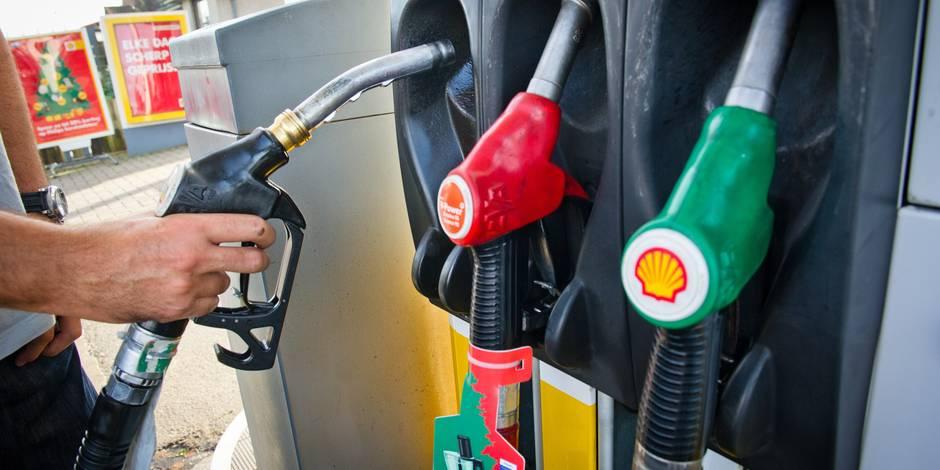 Nouvelle hausse de l'essence ce mardi