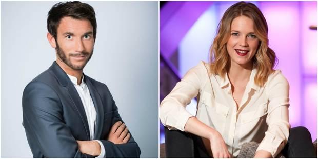 Test d'humour pour Sophie Pendeville et Thibaut Roland chez RTL - La DH
