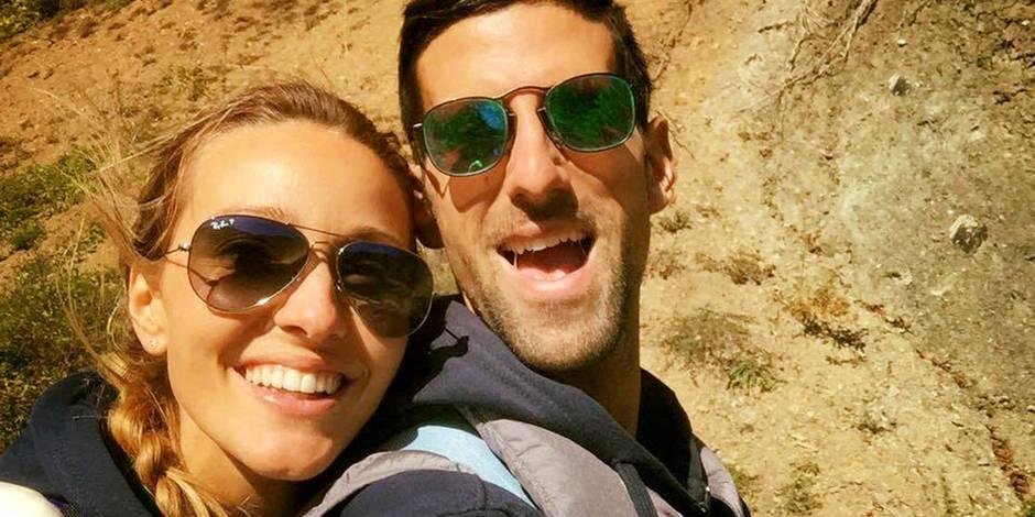 Novak Djokovic, bientôt papa pour la deuxième fois ?