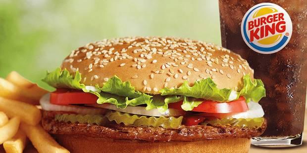 Pourquoi Namur sert de ville test aux fast-foods - La DH
