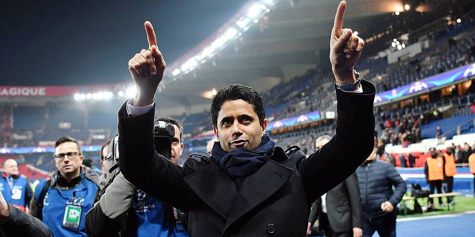 Paris Saint Germain v FC Barcelona - UEFA Champions League