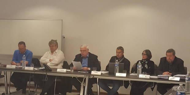 Claude Parmentier (PS) confirme qu'il n'ira pas au bout de son mandat de bourgmestre de Wanze - La DH