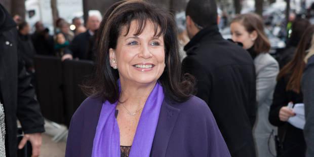 Anne Sinclair parle pour la première fois de ce qu'elle a vécu durant l'affaire DSK - La DH
