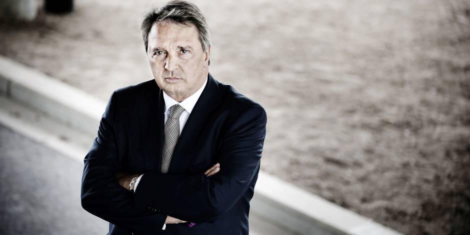 """Herman Van Holsbeeck se confie: """"J'ai conscience de ne pas être populaire"""""""