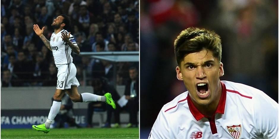 Ligue des Champions: la Juve assure face à Porto (0-2), Leicester garde espoir malgré la défaite à Séville (2-1)