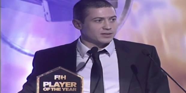 Hockey: le meilleur joueur du monde est belge ! - La DH