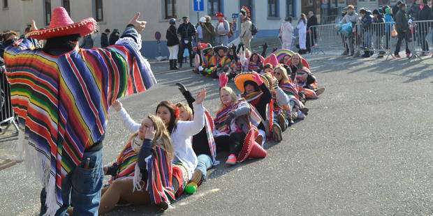 Braine-le-Château: le carnaval modifié à cause de la menace terroriste! - La DH