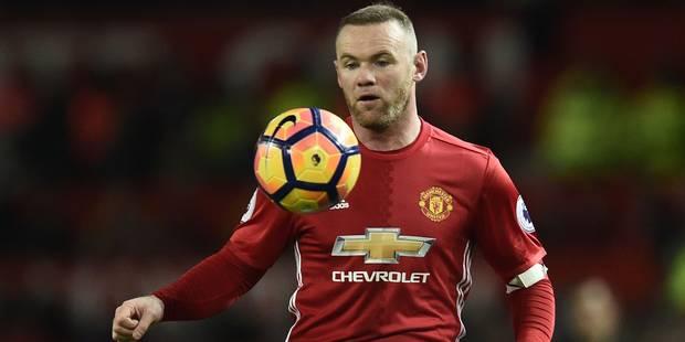 Wayne Rooney annonce qu'il reste à Manchester United - La DH