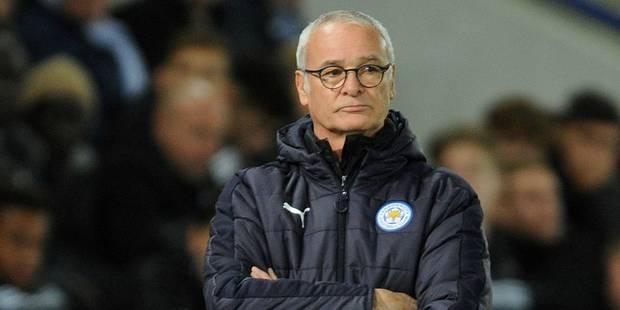 Claudio Ranieri viré de Leicester ! - La DH