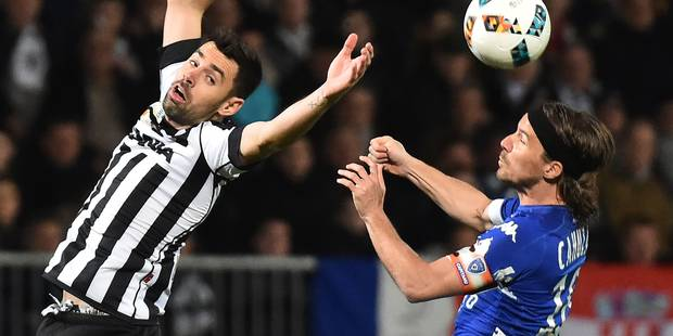 Un joueur de Bastia pète un plomb contre le quatrième arbitre (VIDEO) - La DH