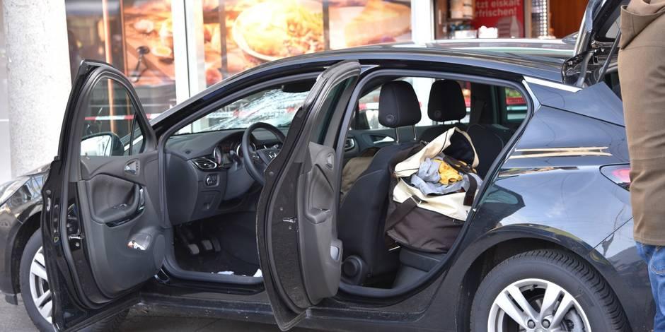 Une voiture fonce sur des passants — Allemagne