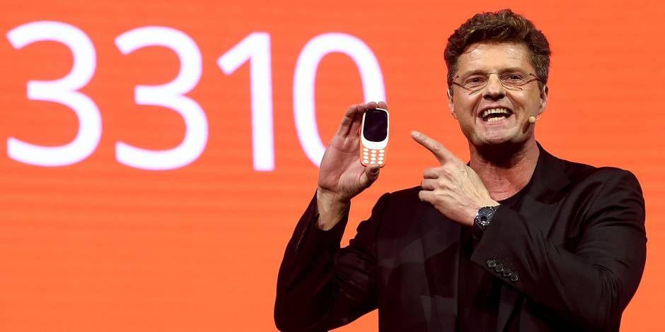 Découvrez à quoi ressemble le nouveau Nokia 3310 (PHOTOS)