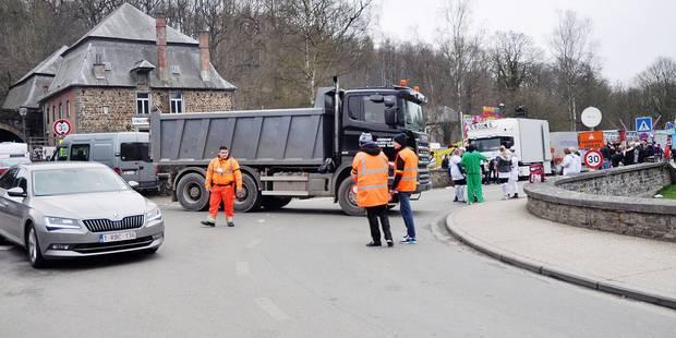 Villers-la-Ville : un premier carnaval 2017? entre deux camions (Galerie photos) - La DH