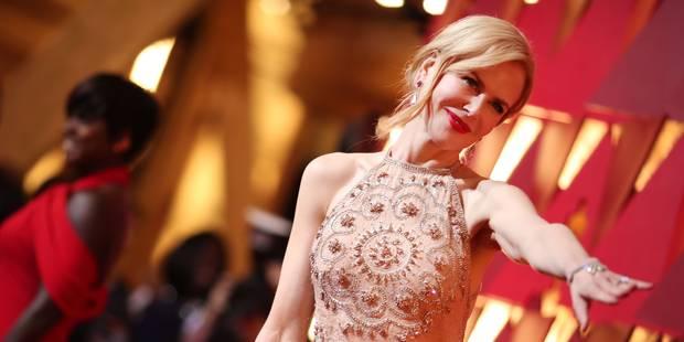 Cérémonie des Oscars: Nicole Kidman ne sait pas applaudir et cela inquiète les internautes (VIDEO) - La DH