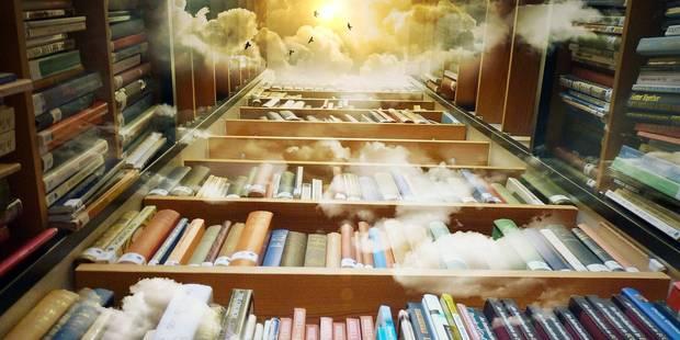 Awans : À la chasse aux livres ! - La DH