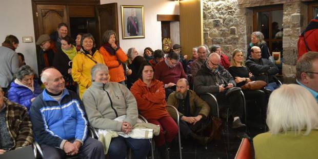 Durbuy : les opposants au projet de Marc Coucke devant le conseil communal - La DH