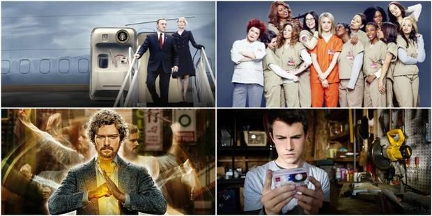 Netflix : la loi des séries - La DH