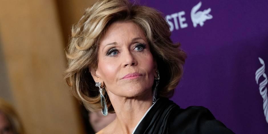 """Jane Fonda confie avoir été """"violée"""" et """"abusée"""""""