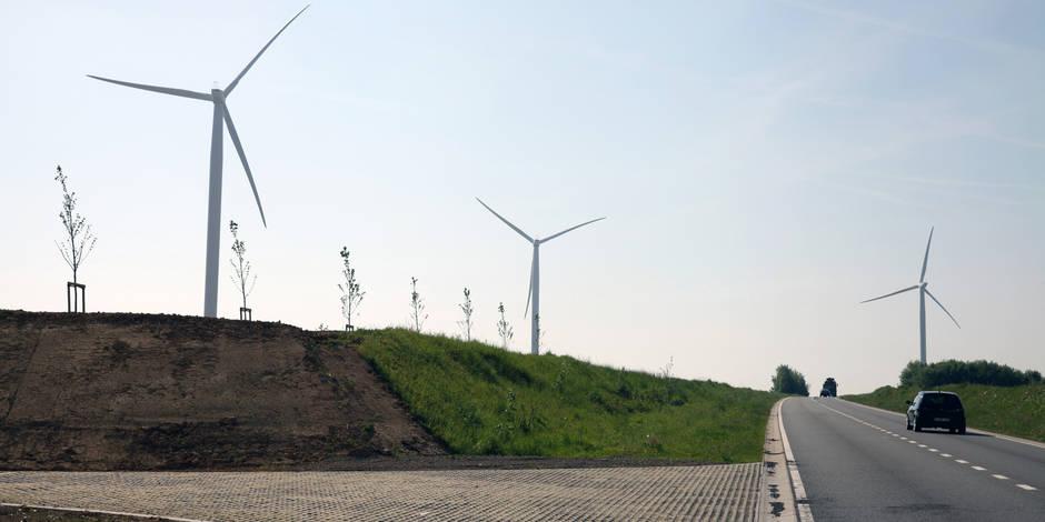 Un projet d'extension éolien refusé à Tourpes
