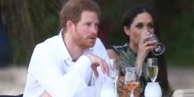 EN PHOTOS : Le prince Harry et Meghan Markle très amoureux à un mariage en Jamaïque - La DH