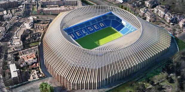 Chelsea peut construire son stade de 60.000 places (VIDEO) - La DH
