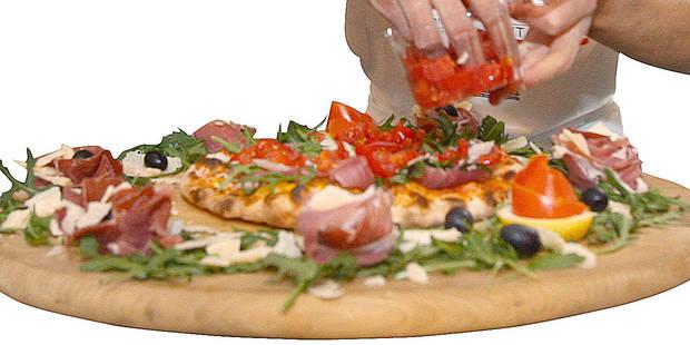Envie d'une pizza? Imprimez-là (et en 6 minutes, c'est possible!)