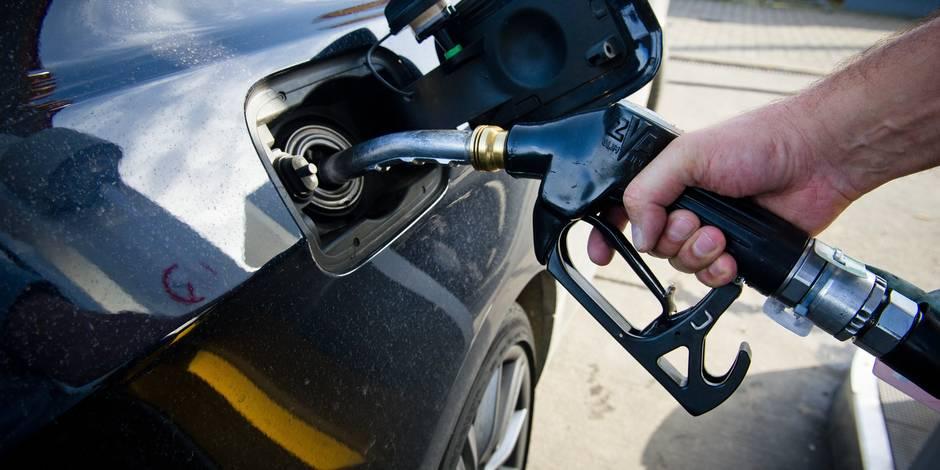 Baisse des prix de l'essence et du gasoil de chauffage