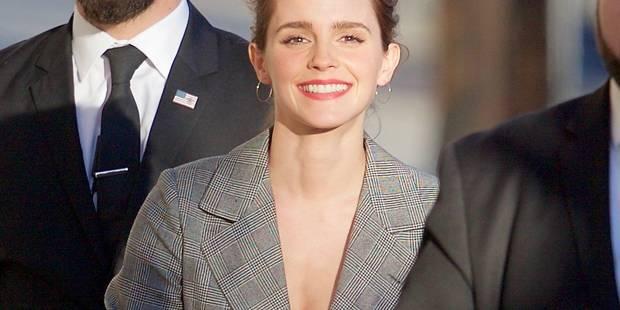 Emma Watson abasourdie par la polémique concernant des photos dénudées - La DH