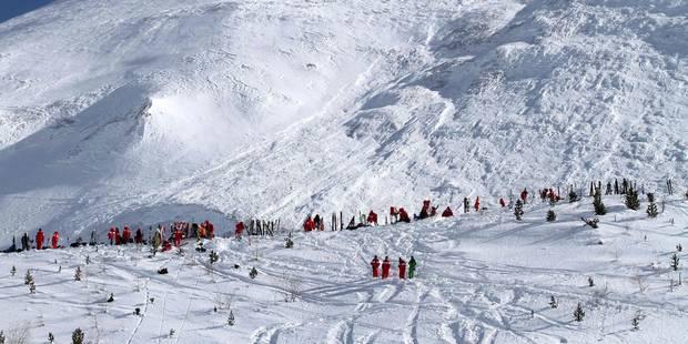Avalanche à Tignes : aucune victime - La DH