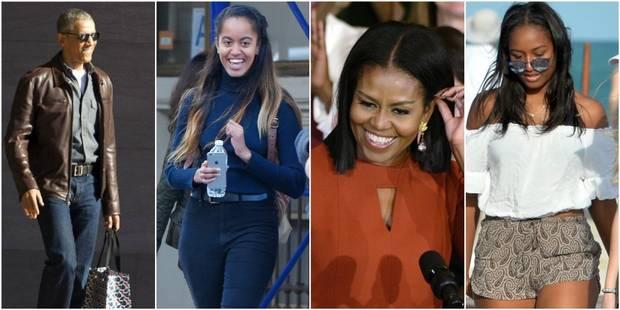 Au fond, que deviennent les Obama ? - La DH