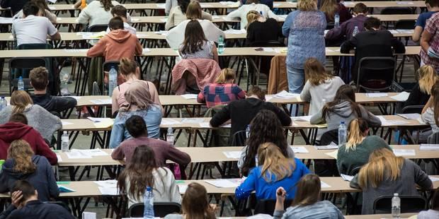 Instauration de l'examen d'entrée en FWB: les étudiants en médecine dénoncent un chantage - La DH