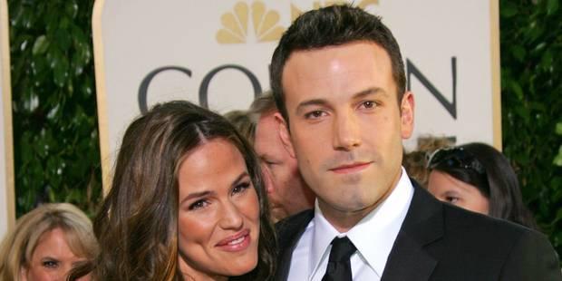 Ben Affleck et Jennifer Garner annulent leur divorce! - La DH
