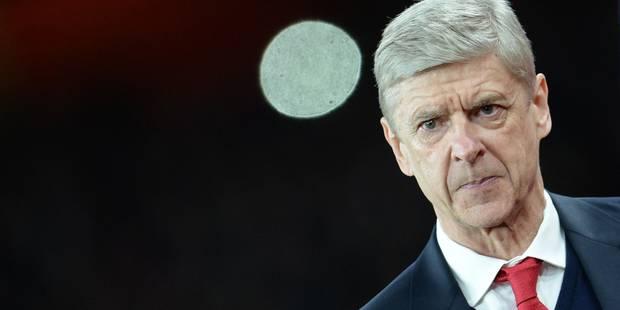 Wenger prendra en compte la colère des fans au moment de sa décision - La DH