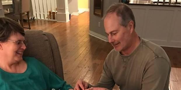"""L'émouvante """"demande"""" de cet homme à son épouse malade (VIDEO) - La DH"""