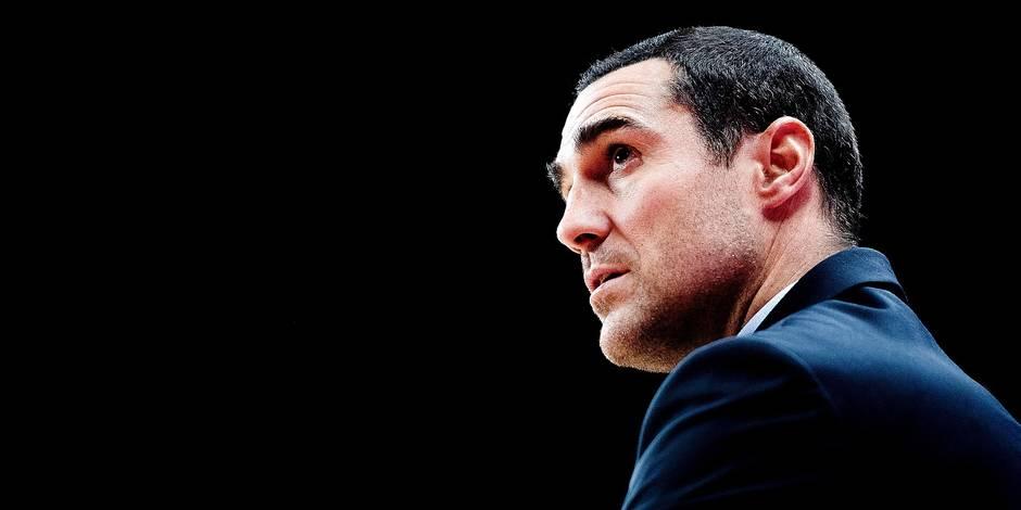 """Basket: """"Il y a beaucoup de Belges de qualité à Charleroi"""" - La DH"""