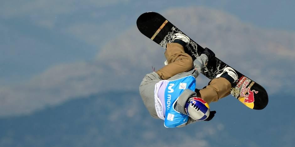 Seppe Smits champion du monde de slopestyle