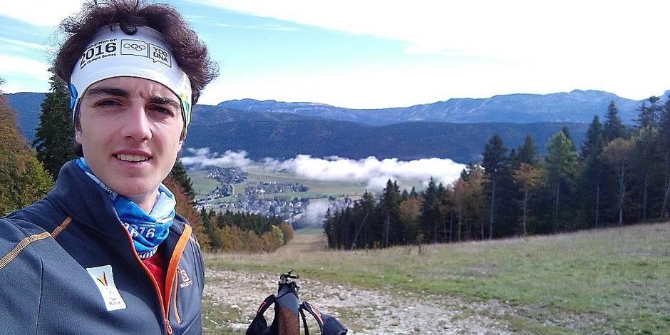 Ski nordique: Thibaut De Marre dans la cour des grands