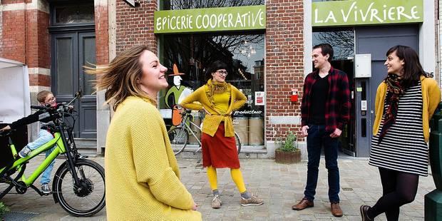 Forest: Une épicerie coopérative à Saint-Denis - La DH