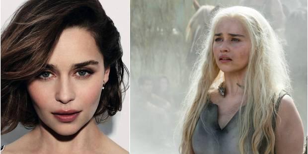 Emilia Clarke de Game of Thrones, nouvelle égérie de Dolce & Gabbana - La DH