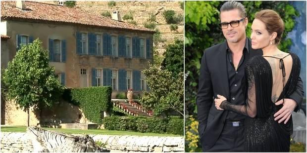Angelina Jolie et Brad Pitt vendent leur première huile d'olive - La DH