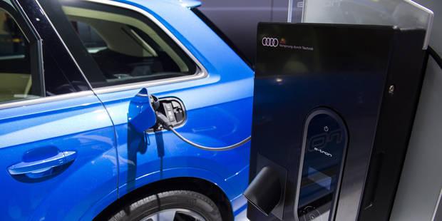 L'Audi e-tron, premier modèle électrique, sera produite l'an prochain a Bruxelles (VIDEO) - La DH
