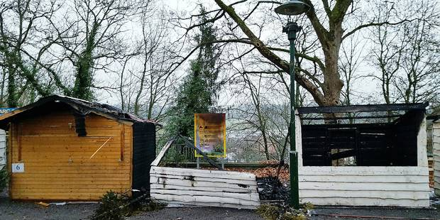 Incendie à Rochefort : jusqu'à 40 mois avec sursis - La DH