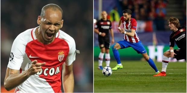 C1: Monaco s'offre sa mini-remontada (3-1), l'Atlético assure contre Leverkusen (0-0) - La DH