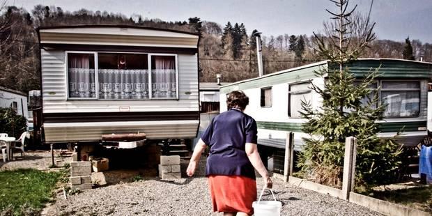 Vresse : la chasse aux caravanes illégales - La DH