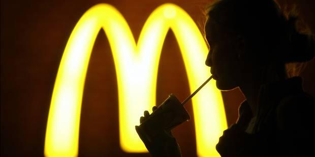 McDonald's s'excuse après l'envoi d'un tweet piraté moquant Trump - La DH