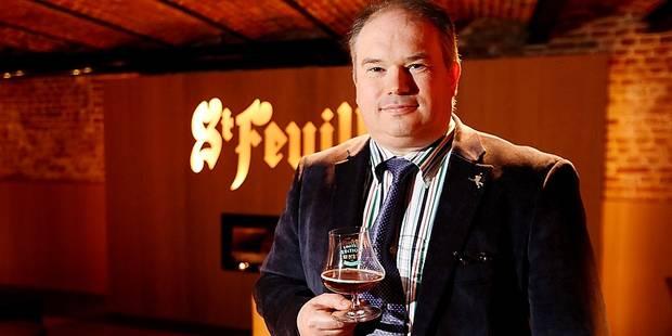 """Brasserie St-Feuillien: """"Être inventif sur le marché de la bière"""" (VIDEO) - La DH"""
