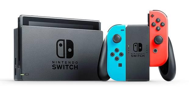 Nintendo Switch: un meilleur départ que la Wii! - La DH
