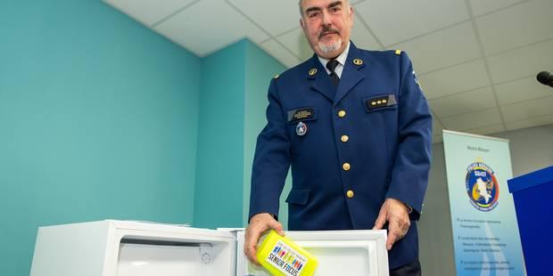 Police boraine: les seniors sous les flash - La DH