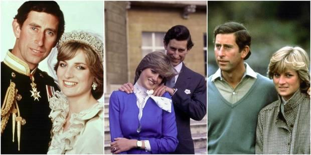 Quelque chose cloche sur ces photos de Charles et Diana - La DH