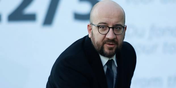 """Charles Michel: """"La Belgique aux côtés des Britanniques pour combattre le terrorisme"""" (Toutes les réactions) - La DH"""